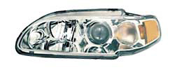 Honda Civic 1992-1995 (2/3 dr) TYC One Piece Projector Headlights