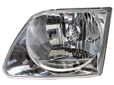 Ford F150 / Expedition 1997-2003 Diamond Headlights
