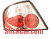 2000 Nissan Altima  Altezza Lights (Tail Lights) by TYC