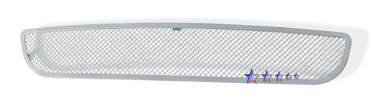 Mitsubishi Eclipse  2003-2005 Chrome Lower Bumper Mesh Grille