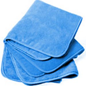 Shining Monkey D-Spec Ultra Plush Microfiber Detailing Cloths