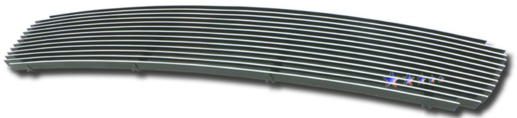 Volvo Xc90  2003-2006 Polished Main Upper Aluminum Billet Grille