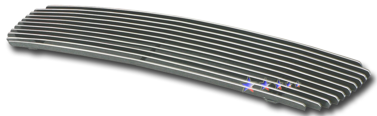 Volvo S60  2001-2004 Polished Main Upper Aluminum Billet Grille