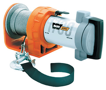 WARN Works® 1700 Winch