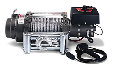 WARN� M12000 Self-Recovery Winch 12V DC