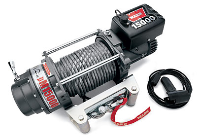 WARN� M15000 Self-Recovery Winch 12V DC