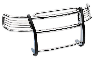 Ford Ranger 01-03 Westin Sportsman Front Bumper Guard (Chrome Stainless Steel)
