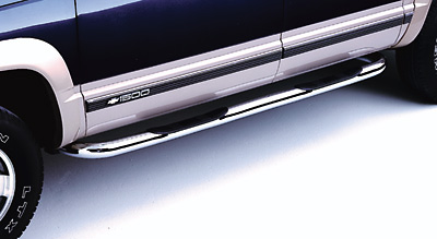 Westin Signature Series Chrome Step Bars 2004 Ford F150 SuperCab