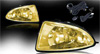 Honda Civic  2004-2005 Yellow OEM Fog Lights (wiring Kit Included)