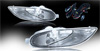 Toyota Camry  2002-2004 Clear OEM Fog Lights (wiring Kit Included)