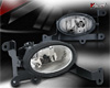 Honda Civic 2dr 2006-2008 Smoke OEM Fog Lights (wiring Kit Included)
