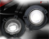 2002 Ford Explorer   Clear Halo Projector Fog Lights
