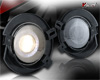 2003 Ford Explorer   Smoke Halo Projector Fog Lights 