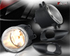Toyota Yaris 4dr 2006-2010 Smoke OEM Fog Lights (wiring Kit Included)