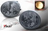 Toyota Sequoia 2001-2005 OEM Style Smoked Fog Lights