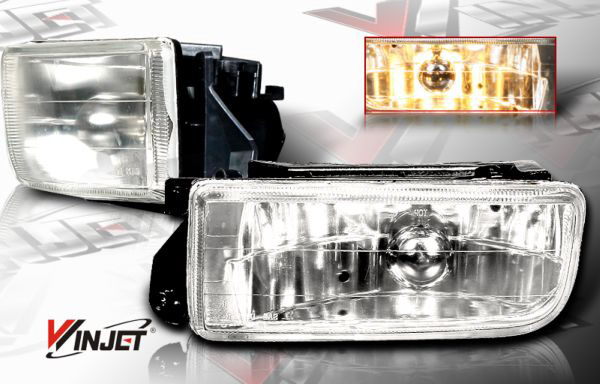 Bmw 3 Series E36 1992-1998 Smoke OEM Fog Lights