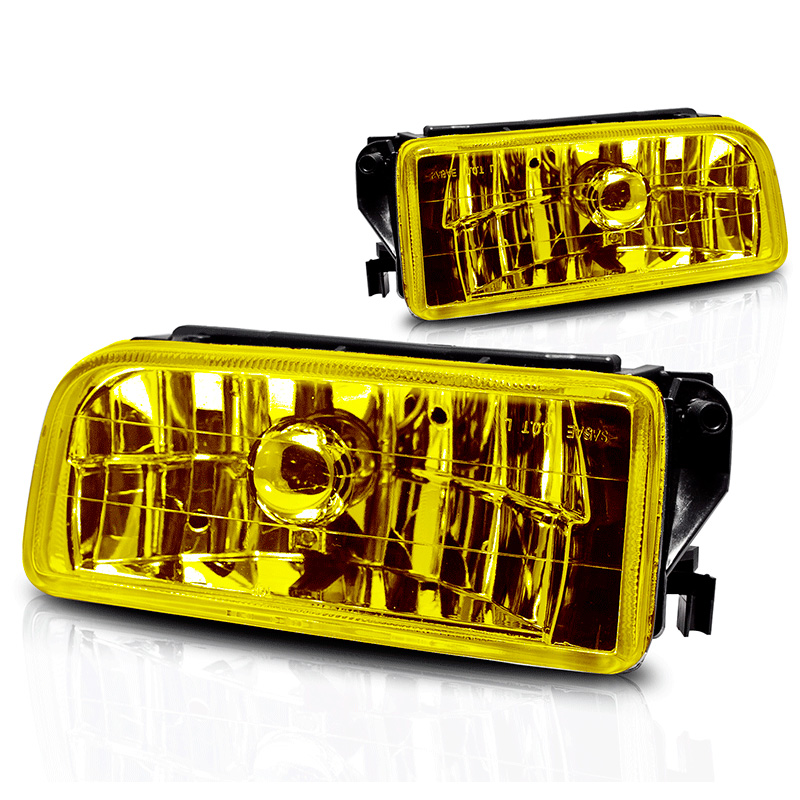 Bmw M3 E36 1992-1998 Yellow OEM Fog Lights