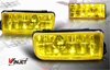 1993 Bmw 3 Series E36  Yellow OEM Fog Lights