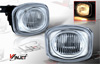 2000 Mitsubishi Eclipse   Clear OEM Fog Lights