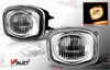 Mitsubishi Eclipse  2000-2002 Smoke OEM Fog Lights