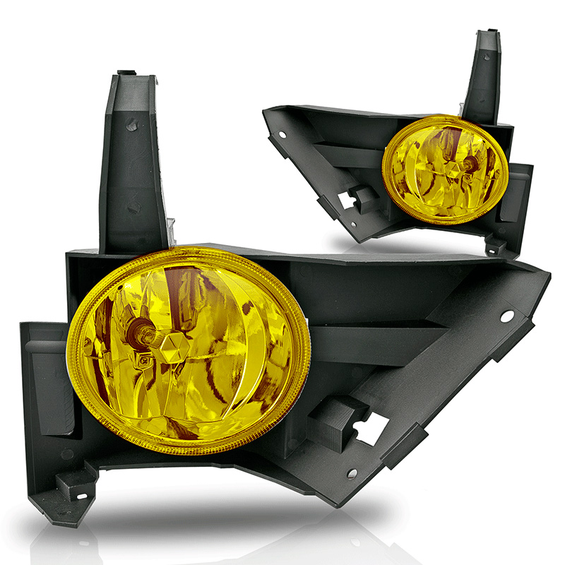 Honda Crv  2005-2006 Yellow OEM Fog Lights (wiring Kit Included)