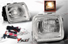 1997 Honda Civic   Smoke OEM Fog Lights (wiring Kit Included)