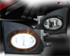 Honda Civic Si 3dr 2002-2005 Smoke OEM Fog Lights (wiring Kit Included)