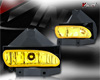 2001 Ford Mustang   Yellow OEM Fog Lights 