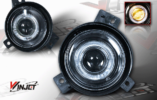 Ford Ranger  2001-2003 Clear Halo Projector Fog Lights