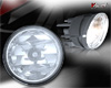 2004 Nissan Titan  OEM Style Clear Fog Lights