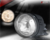 Nissan Titan  2004-2005 Smoke OEM Fog Lights