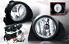 Toyota Echo  2003-2005 Clear OEM Fog Lights (wiring Kit Included)