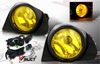 2004 Toyota Echo   Yellow OEM Fog Lights (wiring Kit Included)