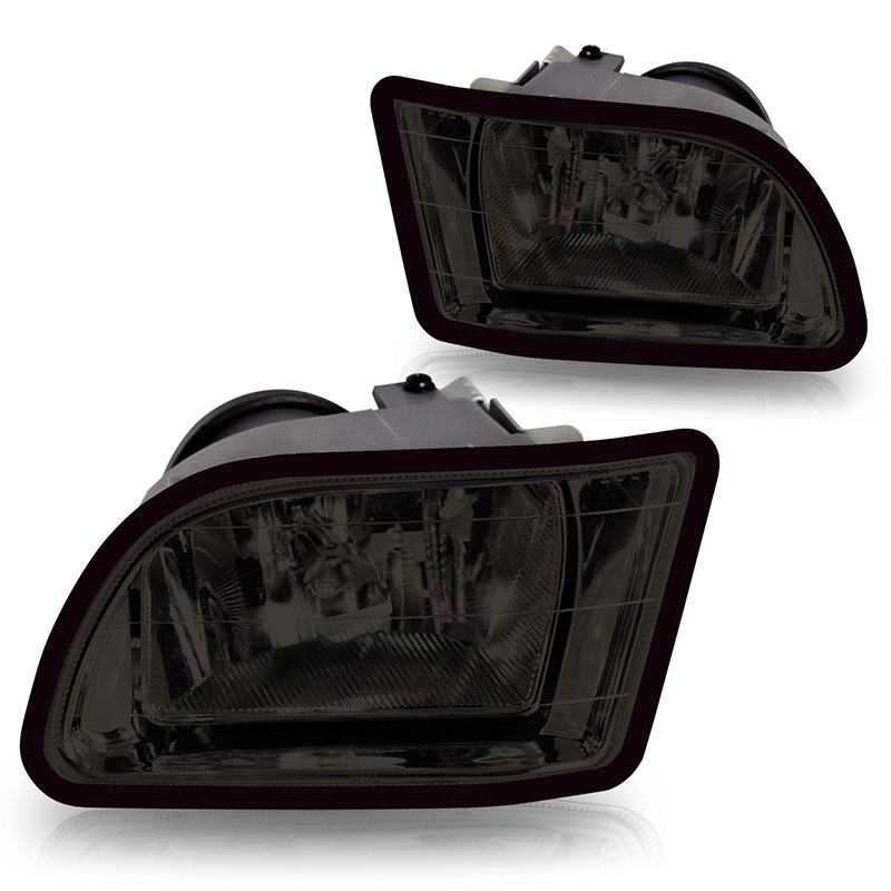 Honda Odyssey  2003-2004 Smoke OEM Fog Lights (wiring Kit Included)