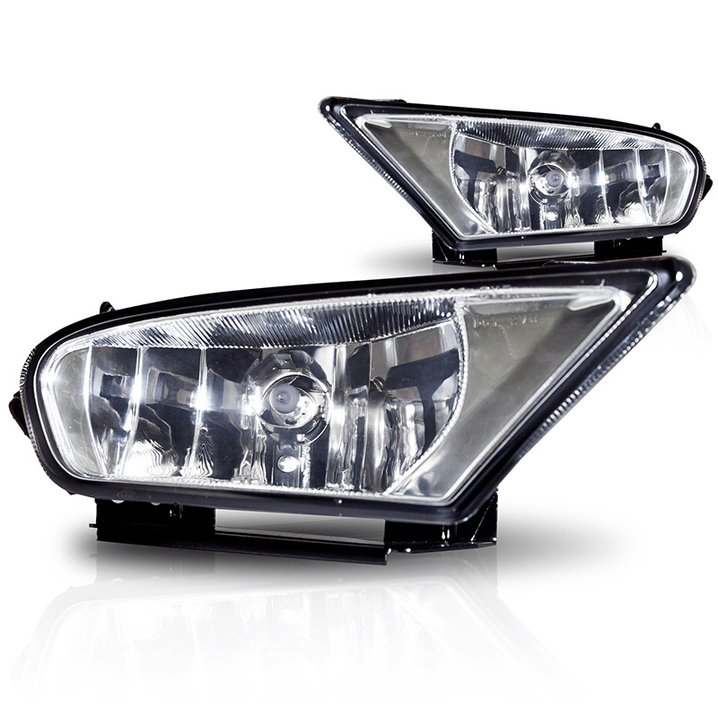 Honda Odyssey  2005-2007 Clear OEM Fog Lights (wiring Kit Included)