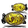 2009 Mercedes Benz E-Class W211  Yellow OEM Fog Lights