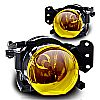2005 Bmw 5 Series E60  Yellow OEM Fog Lights