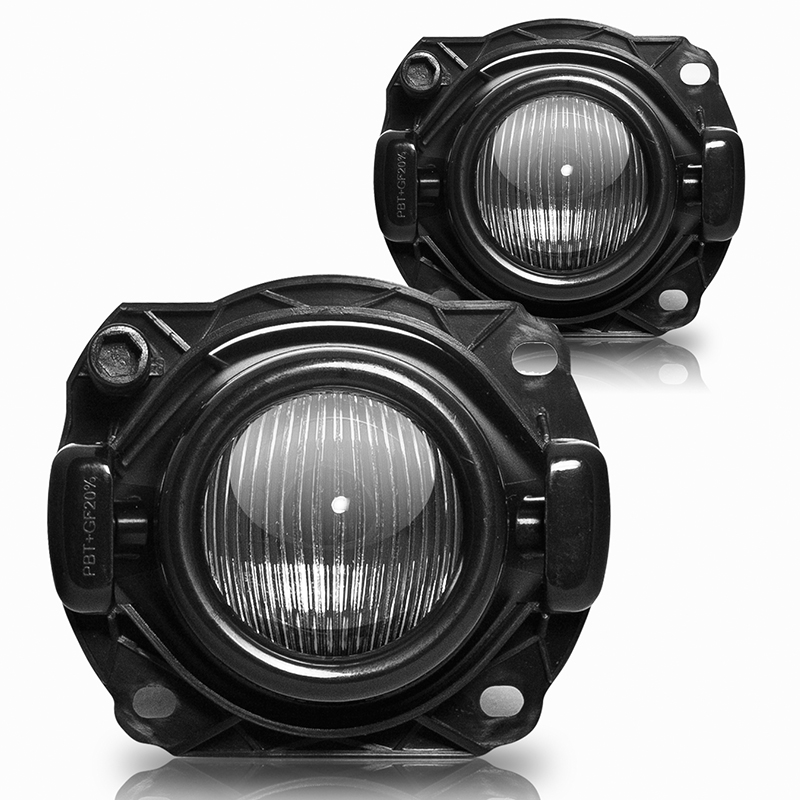 Bmw X3 E83 2004-2006 Clear OEM Fog Lights