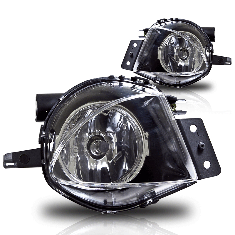 Bmw 3 Series E90 2006-2008 Clear OEM Fog Lights
