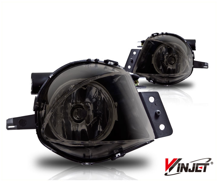 Bmw 3 Series E90 2006-2008 Smoke OEM Fog Lights