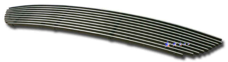 Hyundai Tiburon  2005-2006 Polished Lower Bumper Aluminum Billet Grille