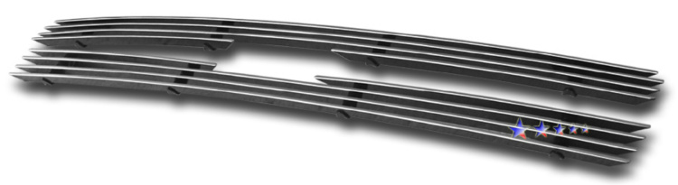 Hyundai Tucson  2005-2009 Polished Main Upper Aluminum Billet Grille