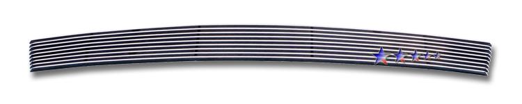 Hyundai Elantra  2007-2010 Polished Lower Bumper Aluminum Billet Grille