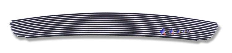 Hyundai Genesis  2009-2011 Polished Lower Bumper Aluminum Billet Grille