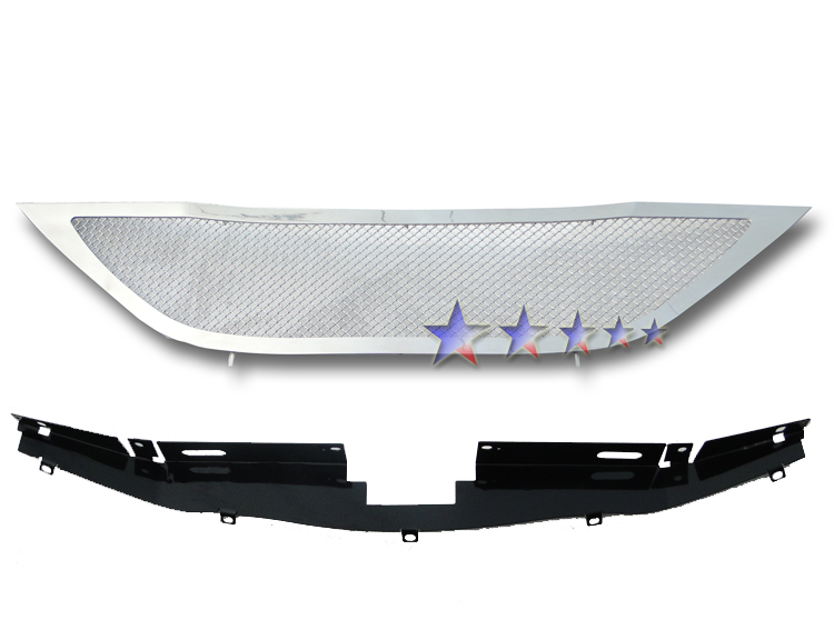 Hyundai Sonata  2011-2012 Chrome Main Upper Mesh Grille