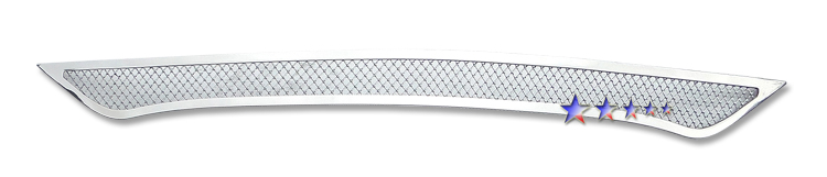 Hyundai Sonata  2011-2012 Chrome Lower Bumper Mesh Grille