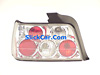 1994 BMW E36 4DR  Alteeza Style Clear Tail lights