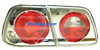 1995 Nissan Maxima  Altezza Style Euro Clear Tail Lights