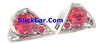 1999 Honda Accord 2DR  Alteeza Style Clear Tail lights