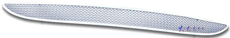 Mercedes Benz S600  2007-2010 Chrome Lower Bumper Mesh Grille